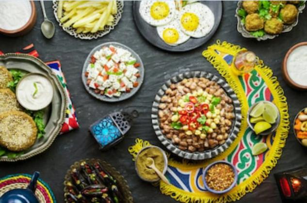 Të ushqyerit e shëndetëshëm gjatë muajit të Ramazanit